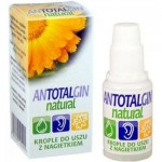 ANTOTALGIN Natural krople do uszu 15 g1