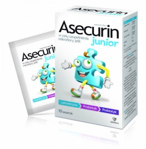 ASECURIN JUNIOR 10 saszetek1
