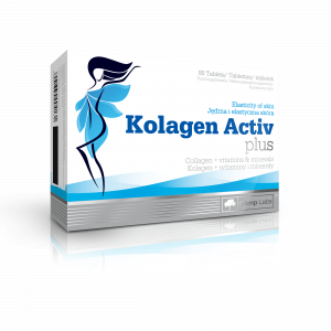 OLIMP Kolagen Activ plus 80 tabletek1
