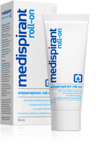 Medispirant Antyperspirant Roll-on 50 ml1