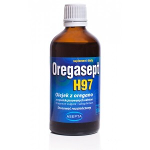 Oregasept H97 Olejek  100 ml1