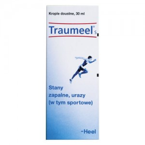 HEEL Traumeel S  krople doustne 30 ml1
